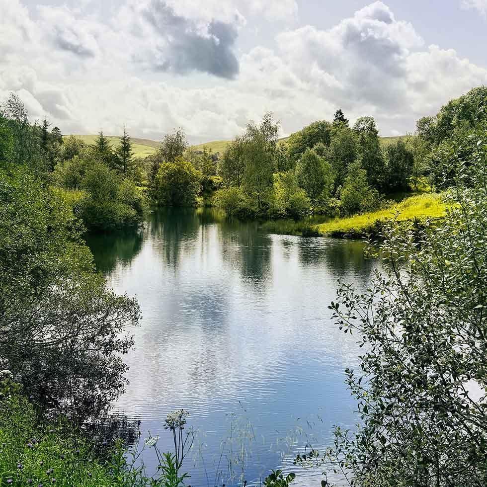 Radnig and Vorderberg Natural Pools near Falkensteiner Hotels and Residences