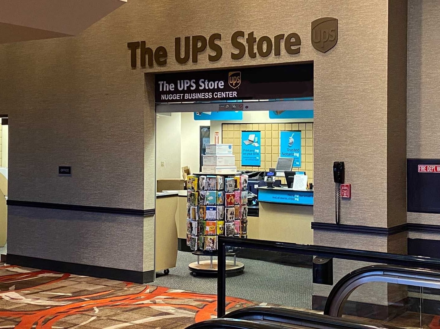 Nugget UPS Store