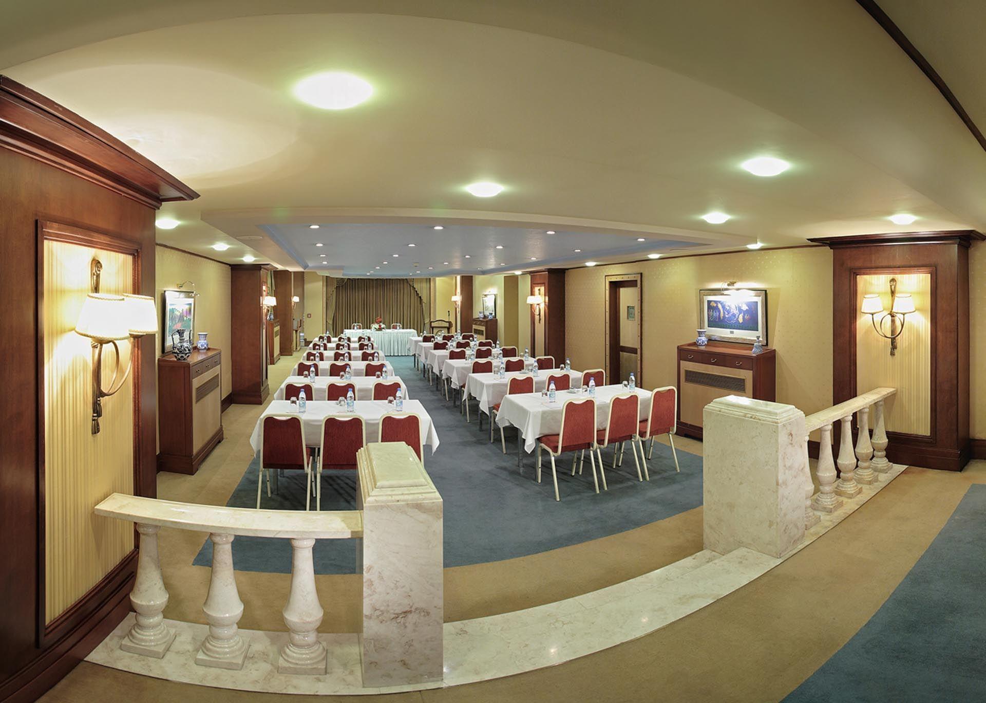 Bosphorus Meeting Room  Classroom  Style II Eresin hotels sultan