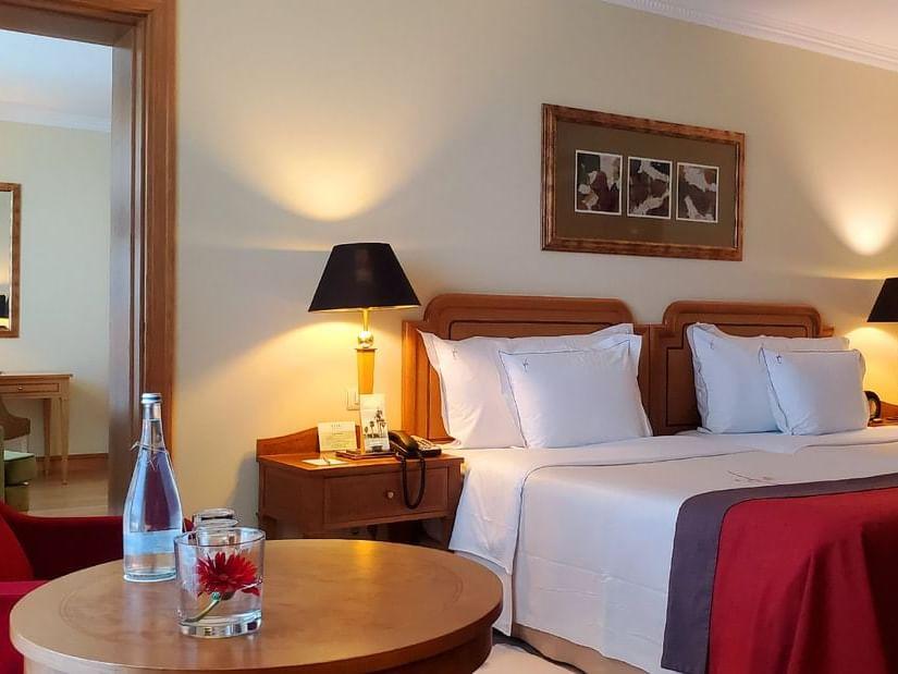 Quarto Familiar no Hotel Cascais Miragem Health and Spa