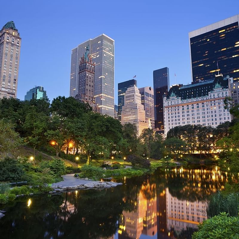 Central Park - WARWICK CORPORATE