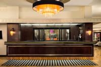Coast Prince George Hotel by APA - Front Desk