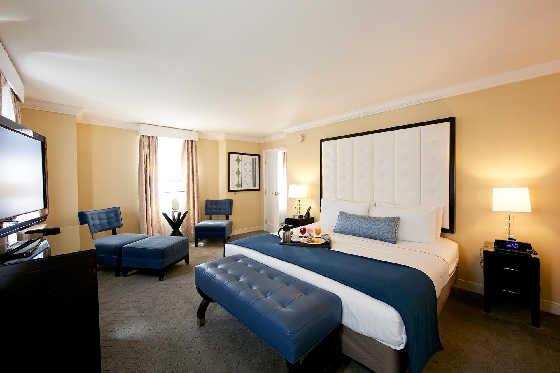 Specialty Suite at Warwick Allerton