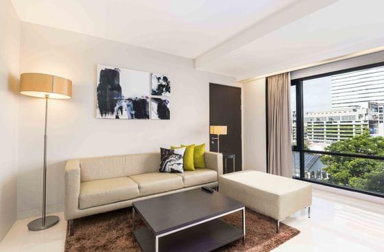 One Bedroom Grand Deluxe Maitria Hotel Sukhumvit 18