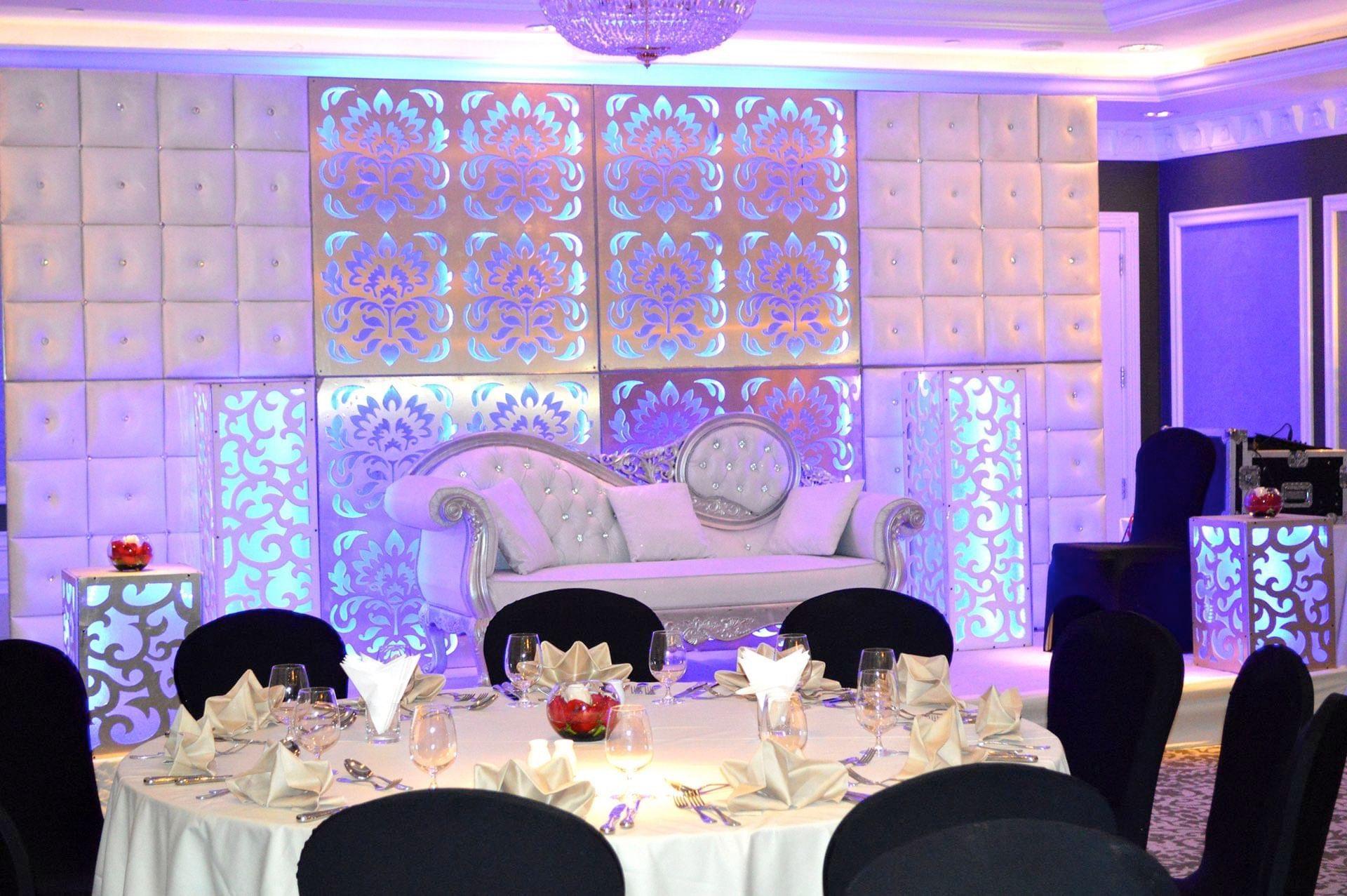 مكان لحفلات الزفاف في ورويك الدوحة