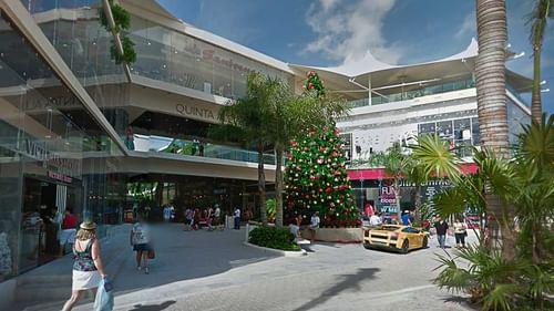 Paseo del carmen & quinta allegria malls near Reef Resorts