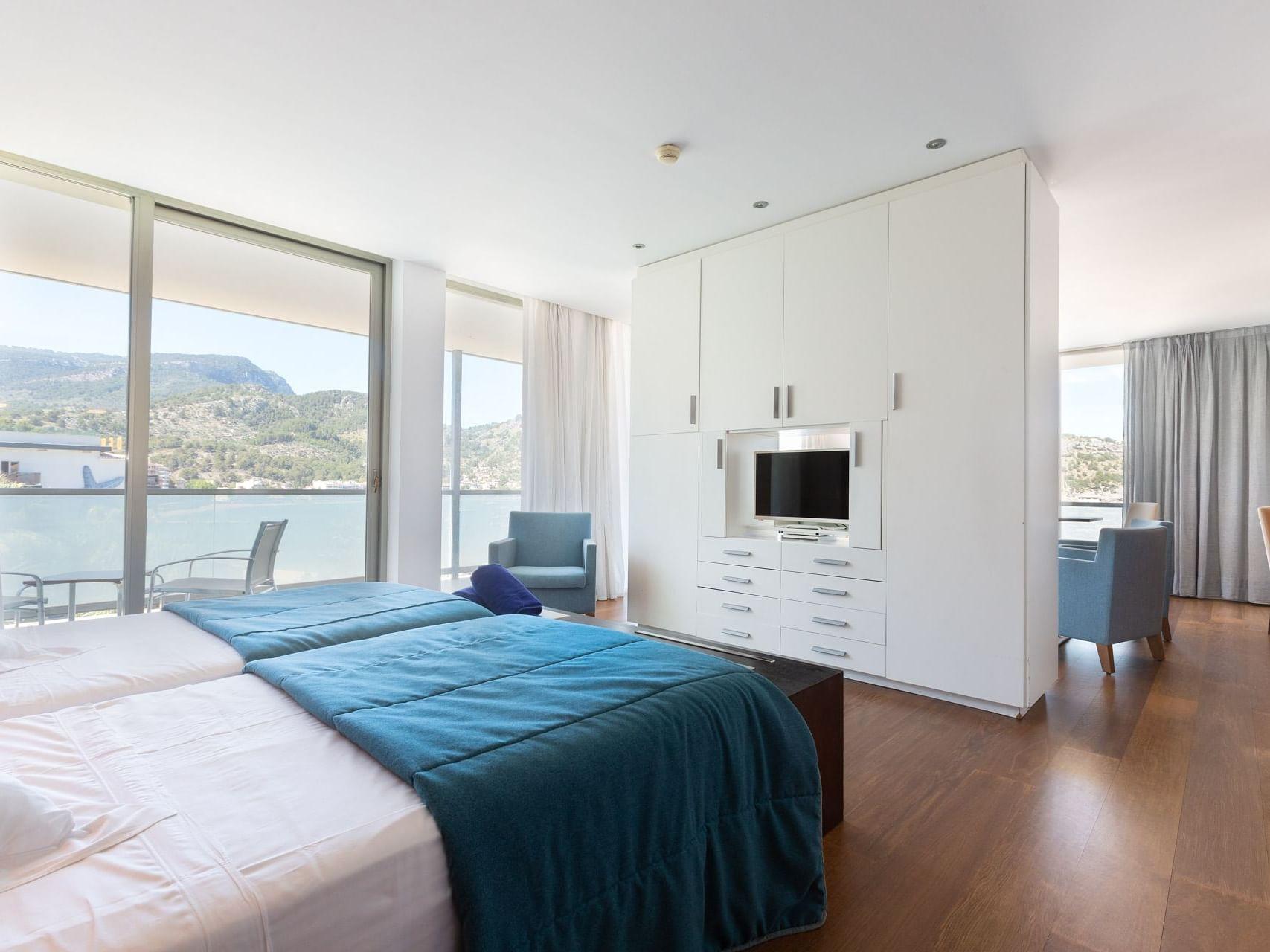 Junior Suite - Aimia Hotel Port de Soller