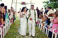 Wedding at Waimea Plantation Cottages