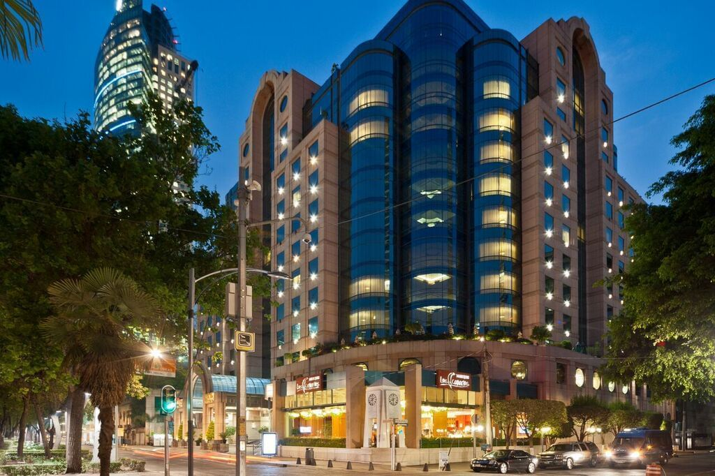 Exterior view at Marquis Reforma