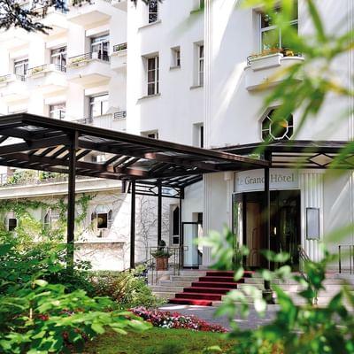 Domaine de Divonne Hotel in Divonne-les-Bains
