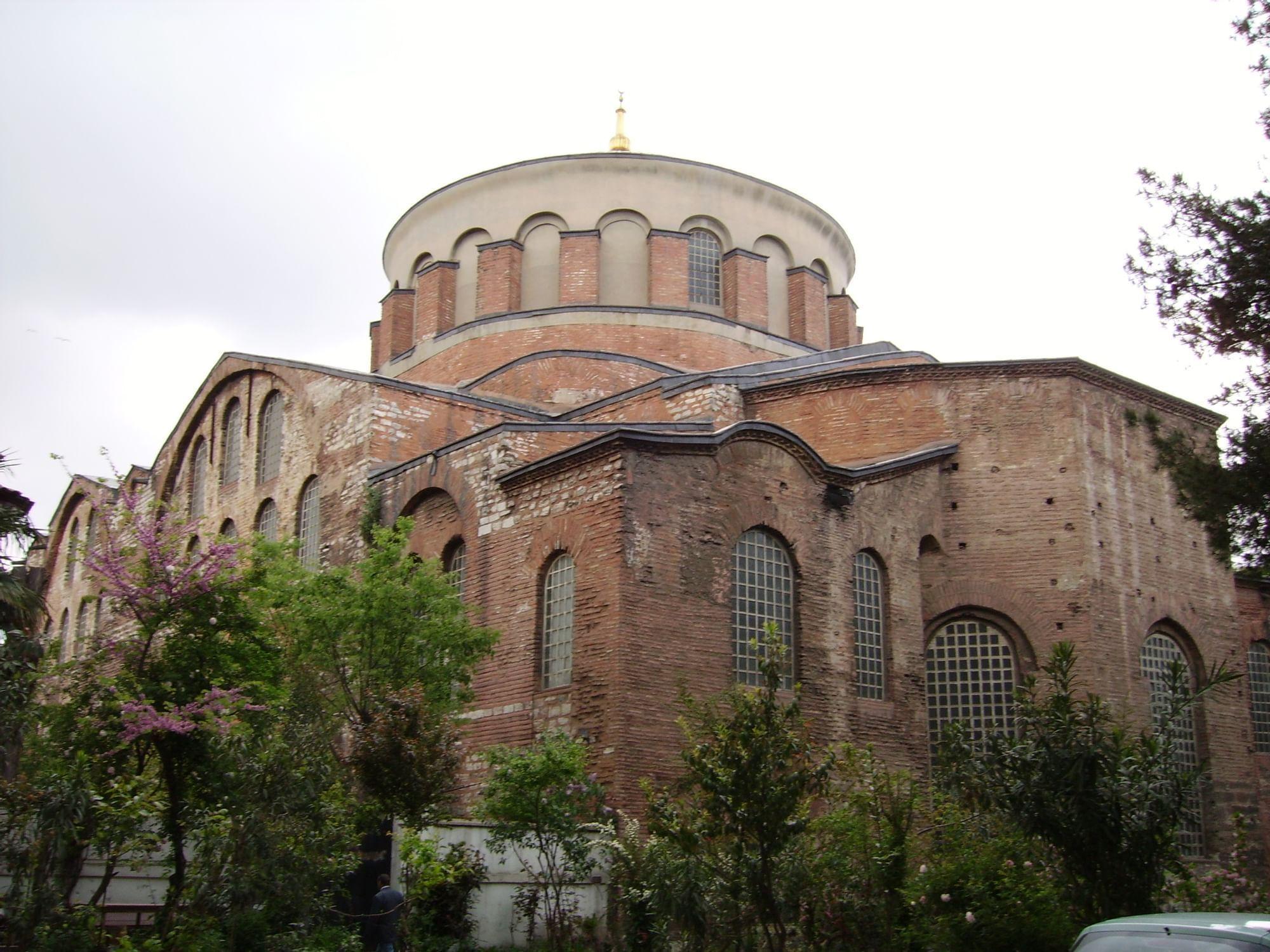 Hagia Irene Church Eresin hotels sultanahmet
