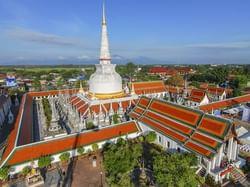 วัดพระมหาธาตุ - Hop Inn Nakhon Si Thammarat (Budget hotel) - โรงแรมราคาประหยัด โรงแรมฮ็อป อินน์ นครศรีธรรมราช