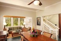 cottage living room at Waimea Plantation Cottages