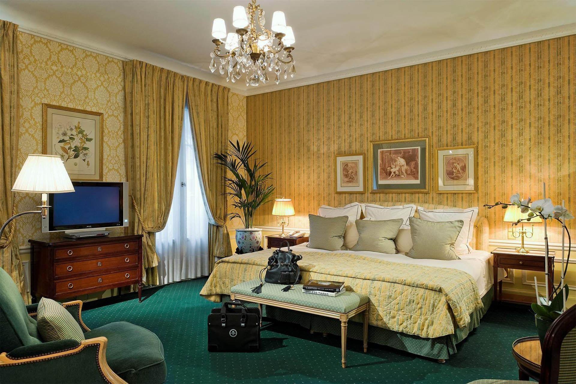 Suite au Westminster Warwick Paris