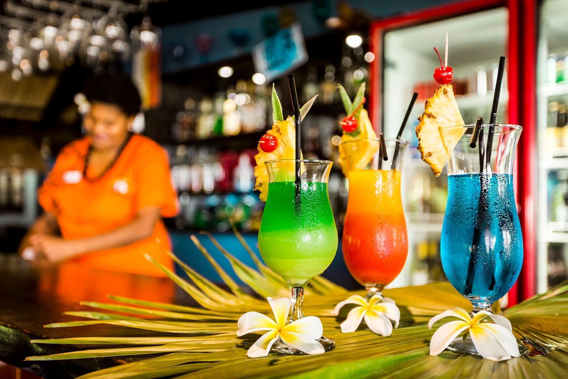 Bar at Tambua Sands Beach Resort