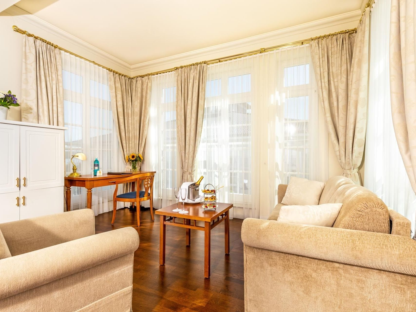 Two bedroom suite at Precise Resort Schwielowsee
