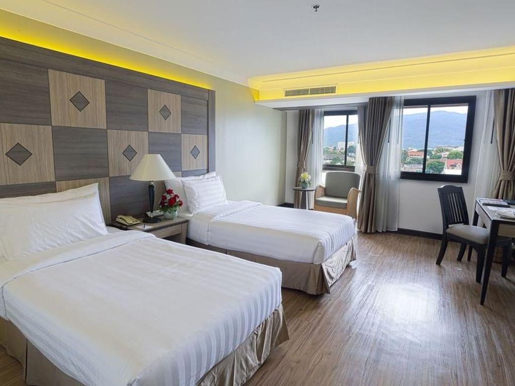 Superior Room at Amora Hotel