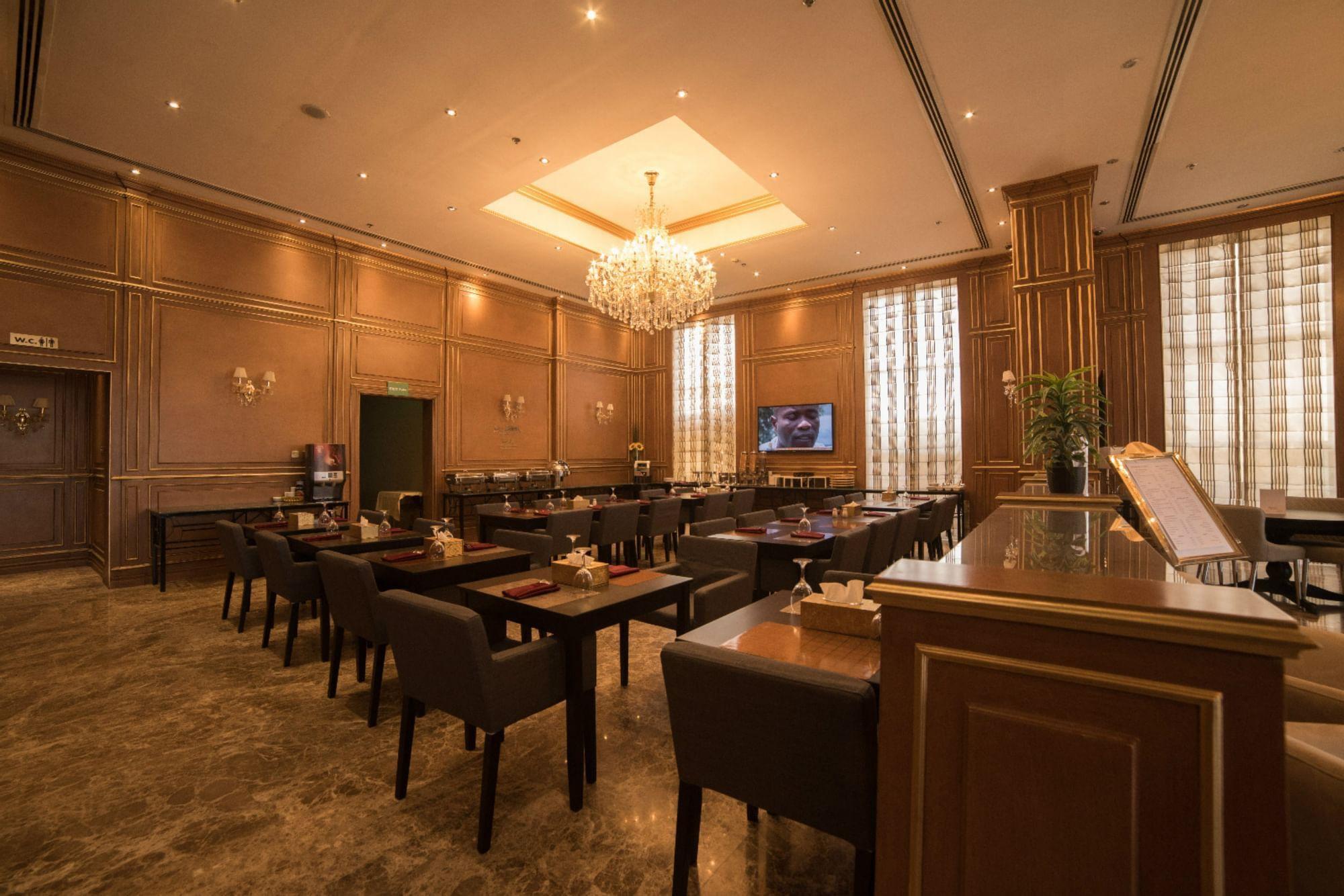 Coffee Lobby Strato Hotel by Warwick