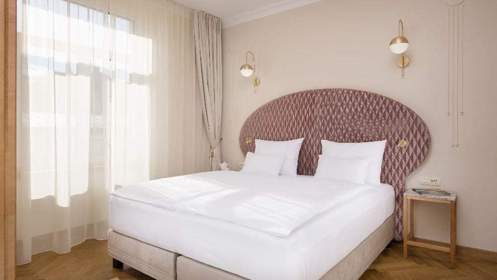 Residence Two Bedroom Suite - Bedroom