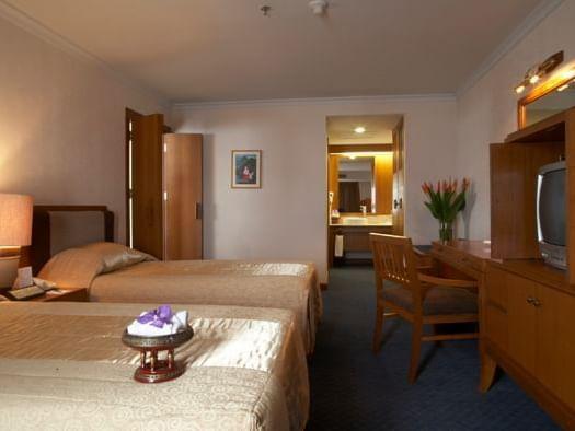 Ambassador Suite at Amora Hotel