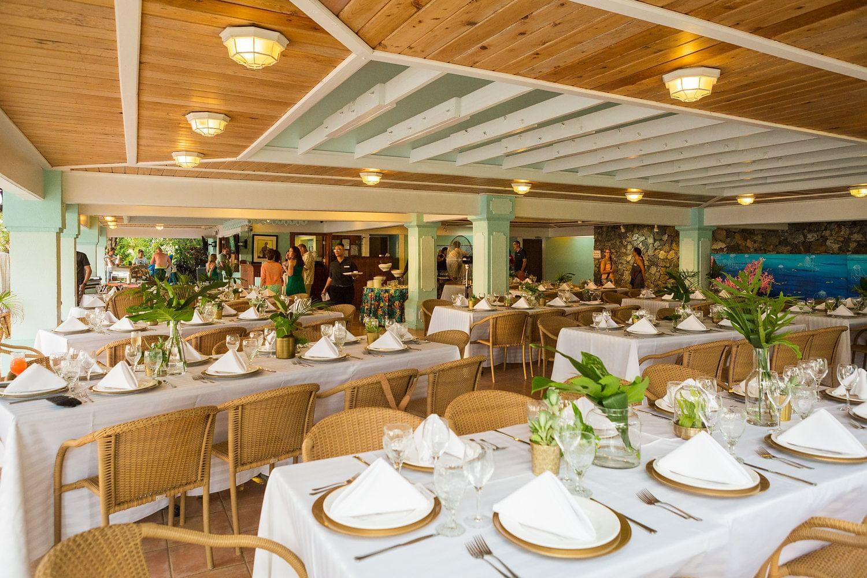 Wedding reception at The Mermaid