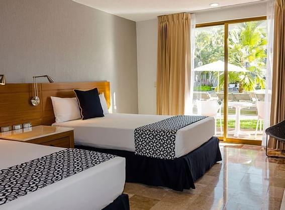 Superior Room  Double Beds in Plaza Pelicanos Club Beach Resort