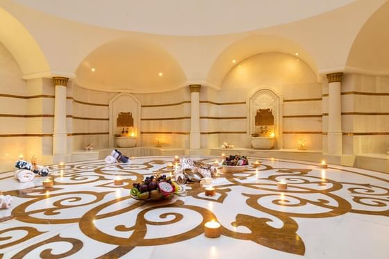 Spa Amenities at CVK Park Bosphorus Hotel Istanbul