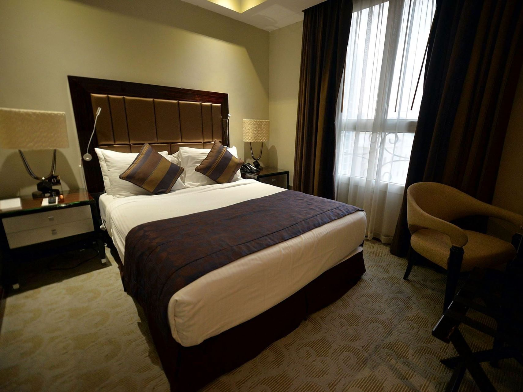 Standard Room Queen at Strato Hotel by Warwick