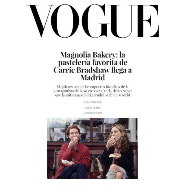 Gran Hotel Inglés en Vogue
