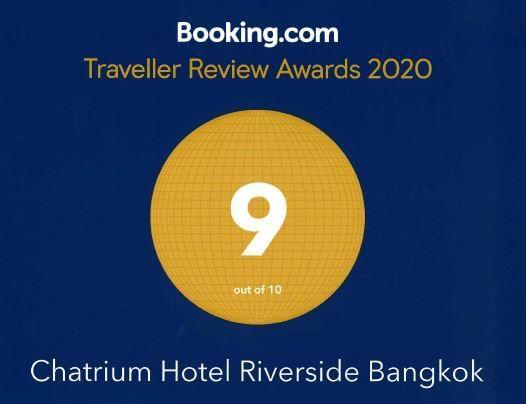 Booking.com Traveller Review Award