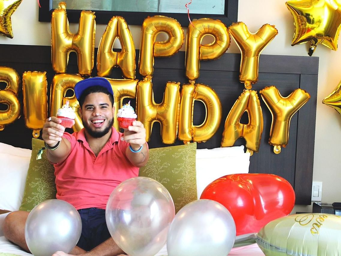 Paquete de cumpleaños