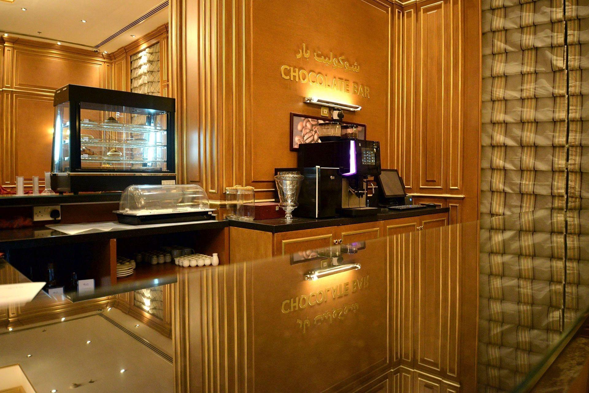 Chocolate Bar at Strato Hotel by Warwick