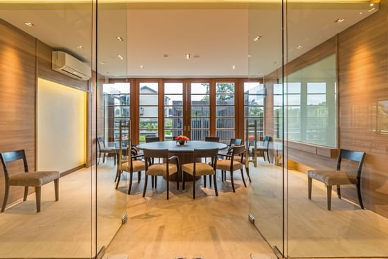 Chatrium Golf Resort Soi Dao Meeting & Event Space