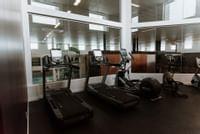 Fitness Center - Treadmills and Ellipticals