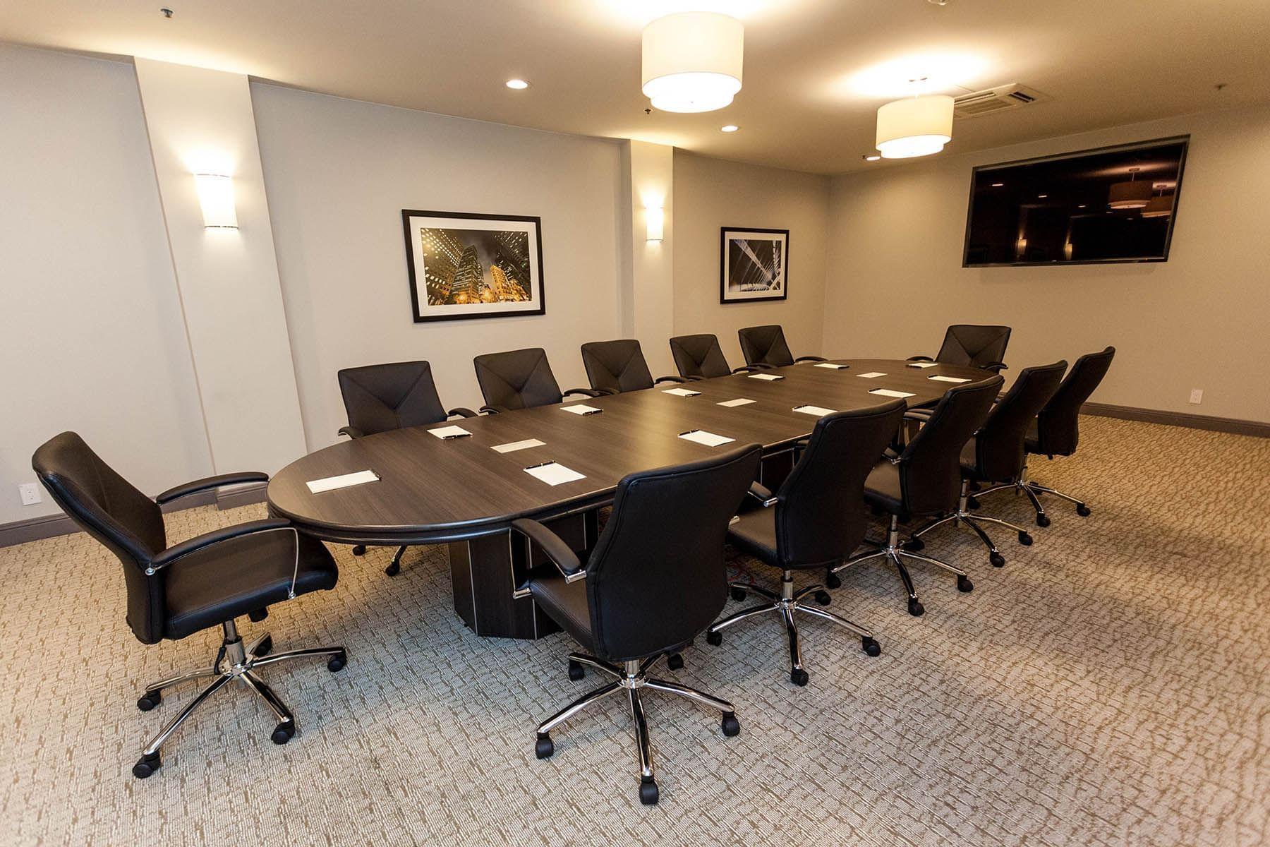 Meeting Room Side Facing Warwick San Francisco