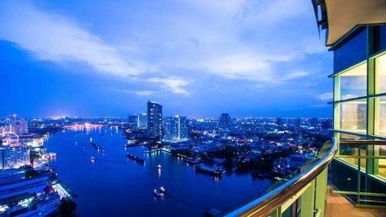 Chatrium Hotel Riverside Bangkok Views