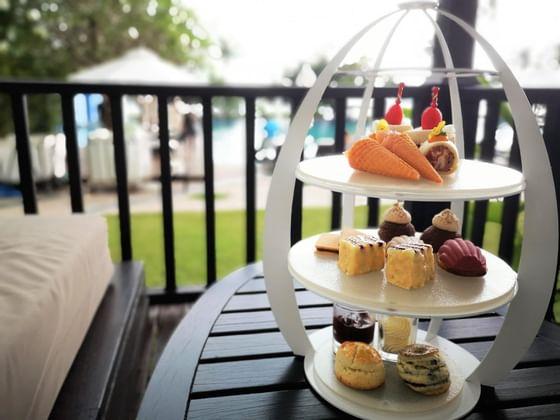 Signature English Afternoon Tea Straits & Co at Danna Langkawi