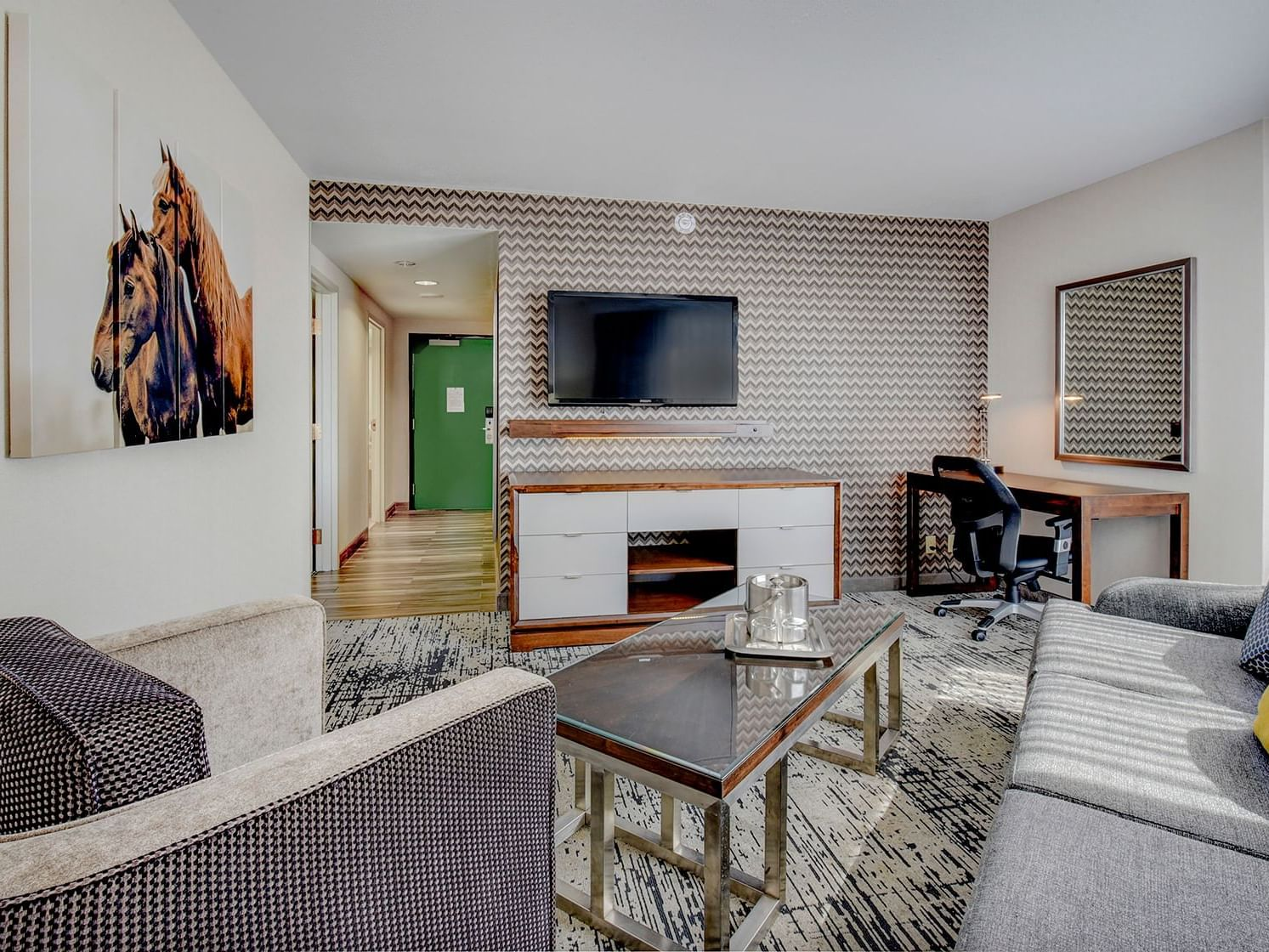 executive suite at grove hotel in boise