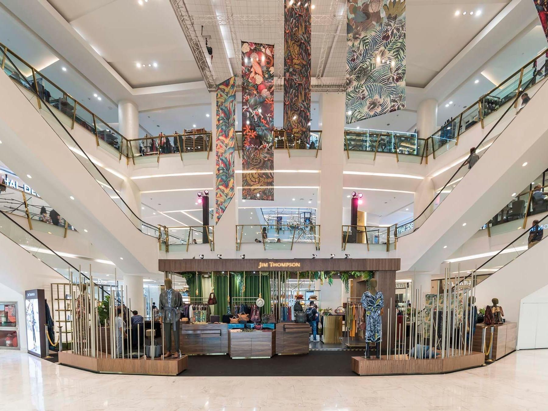 Emporium Shopping Complex near  Emporium Suites by Chatrium