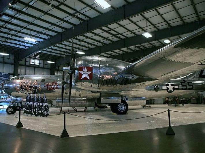 New England Air Museum near Avon Old Farms Hotel