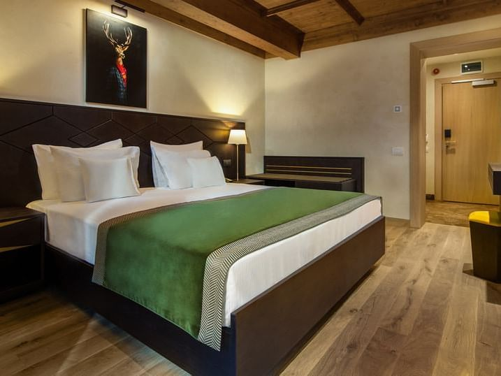 King Balcony Room la Ana Hotels Bradul Poiana Brașov