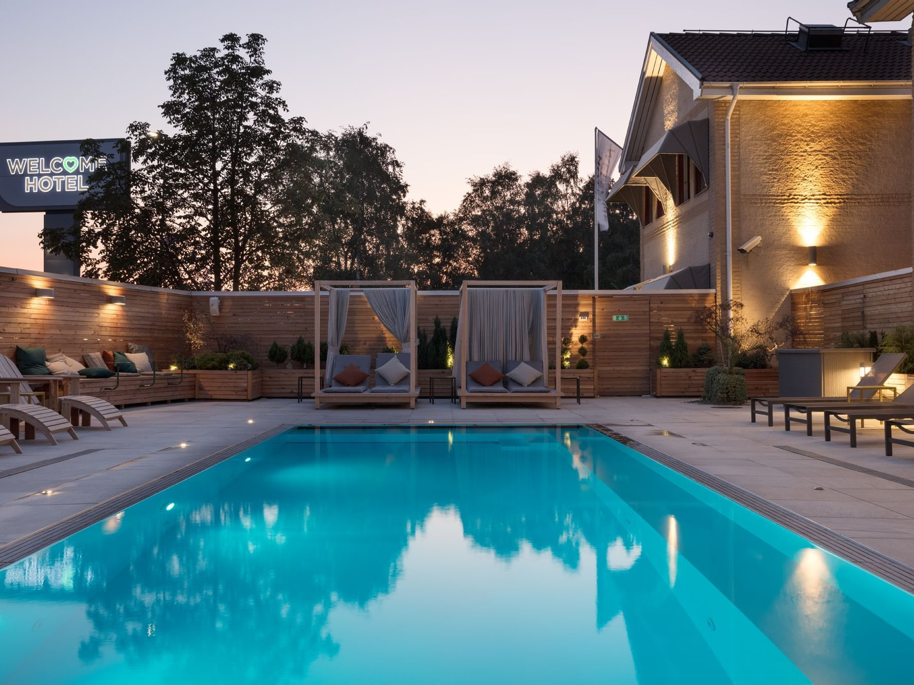 Spa Get Away Late Offer at Welcome Hotel in Järfälla near Stockholm