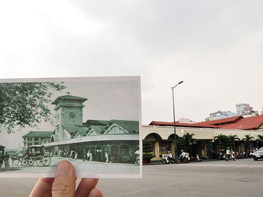 Ban Thanh Market - Ho CHi Minh City