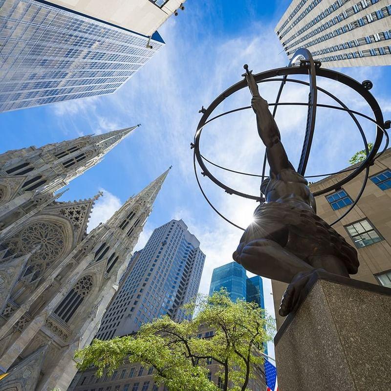 Rockefeller Center - WARWICK CORPORATE