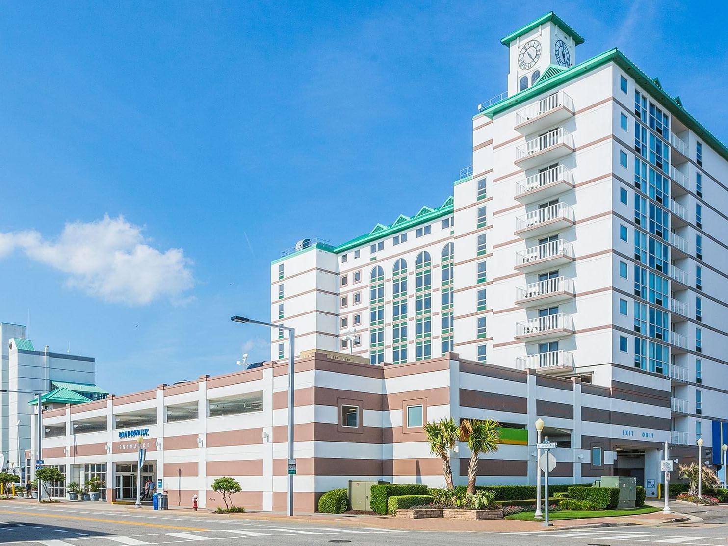 Boardwalk Resort and Villas at Diamond Resorts Virginia Beach