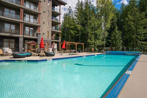 pool Sutton Place Hotel Revelstoke