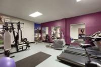 Coast Prince George Hotel by APA - Fitness - Copy