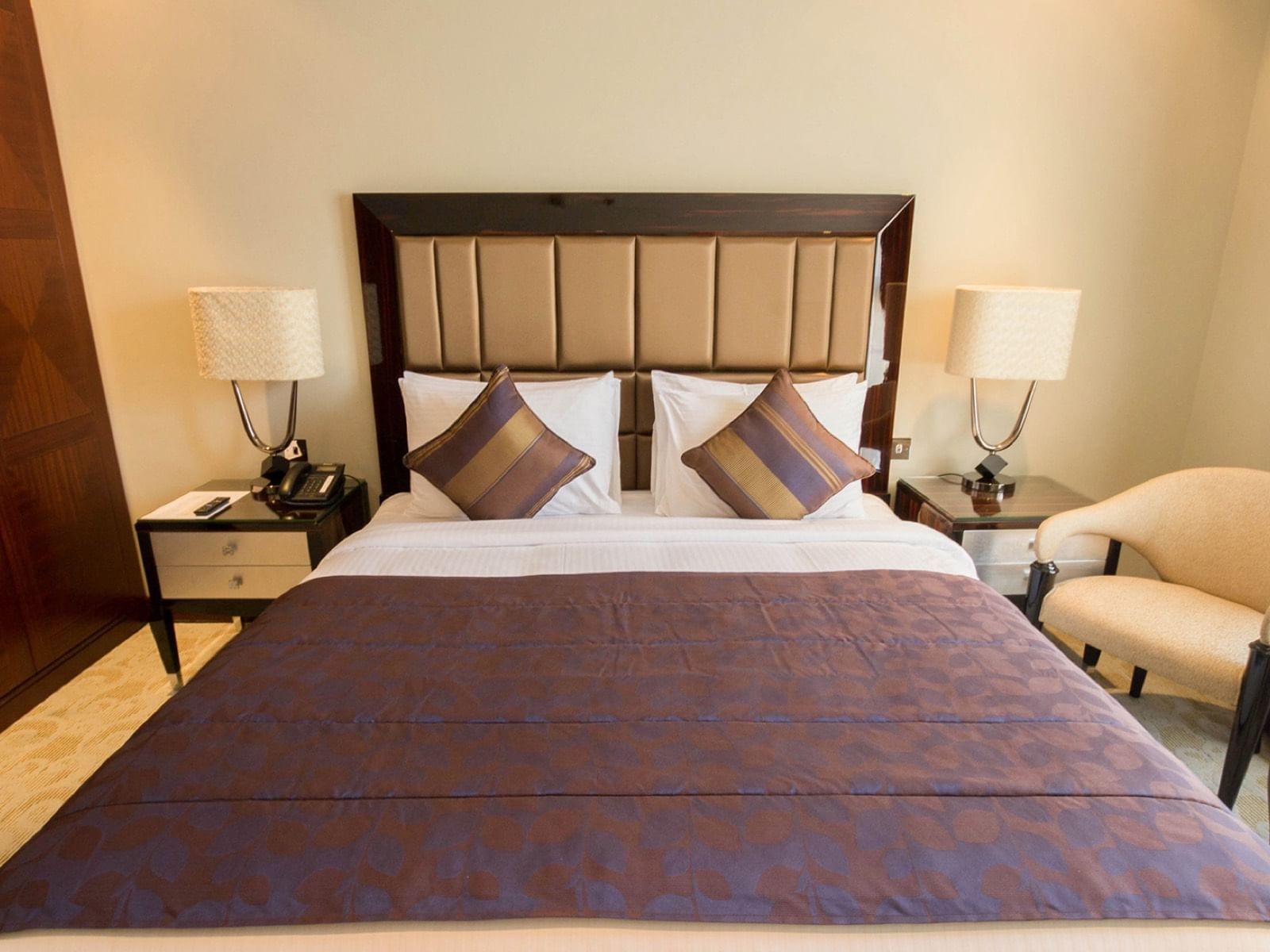 Deluxe Room Front View at Strato Hotel by Warwick