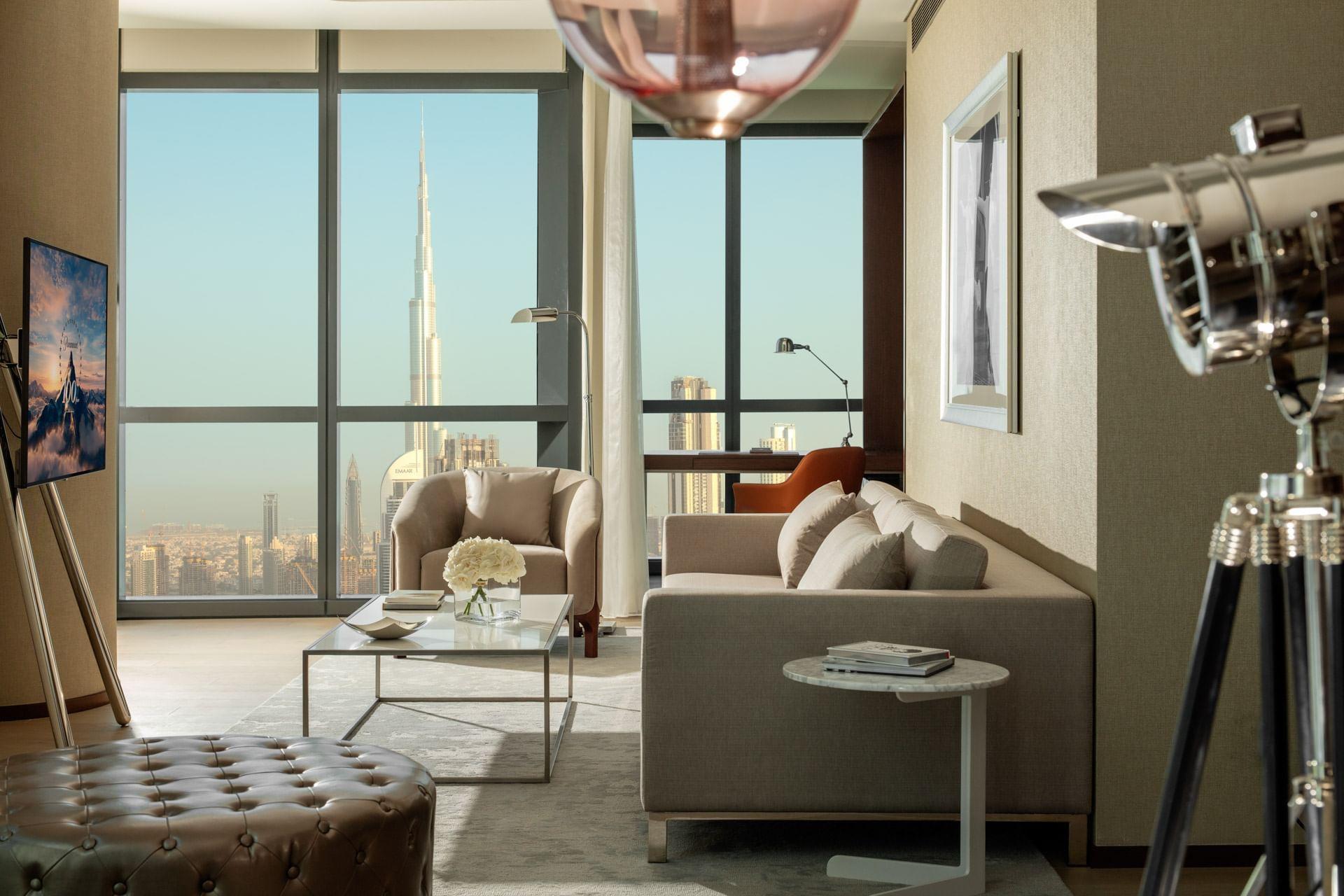 Premiere Suite Downtown View