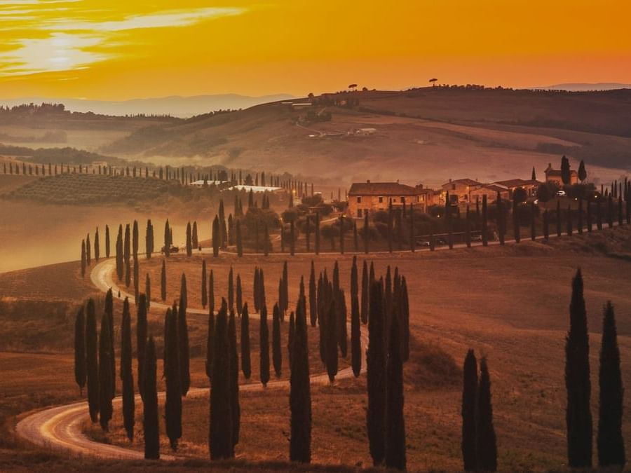 Rediscover Tuscany by road: the must-see places